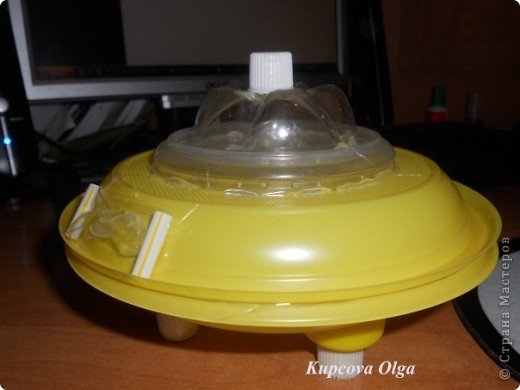Летающая тарелка (повторюшка ) :)) фото 4