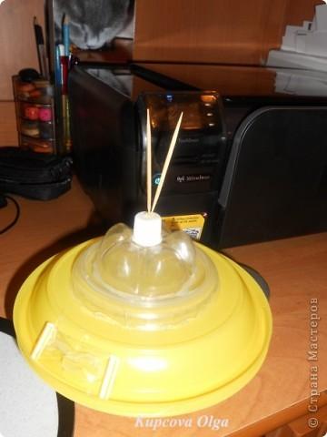 Летающая тарелка (повторюшка ) :)) фото 5