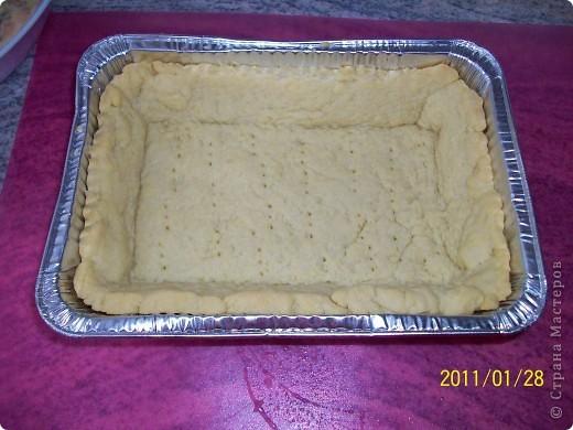 Пирог с фенхелем. фото 12