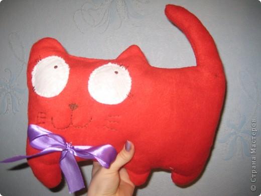 Вот таких котиков я решила сшить в качестве подарков к грядущим праздникам. фото 2