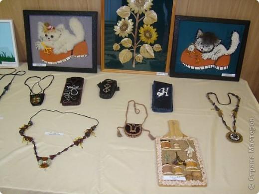 Выставка изделий