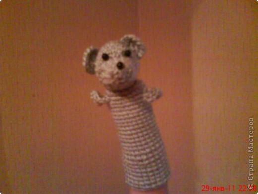 кукольый театр мышка фото 1