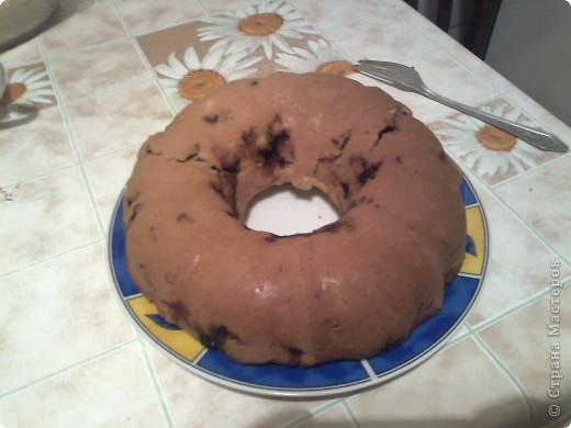 сегодня я решила зделать кекс фото 2