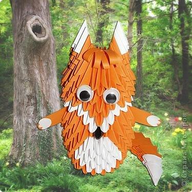 """""""Я лисичка рыжая, Самая красивая! Беспечная, игривая, Весёлая, счастливая! Пушистым хвостиком машу, Пою задорно и пляшу!"""" фото 1"""