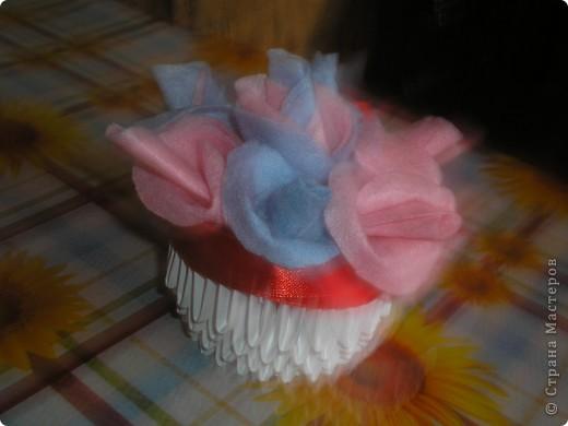 Цветочная композиция фото 1