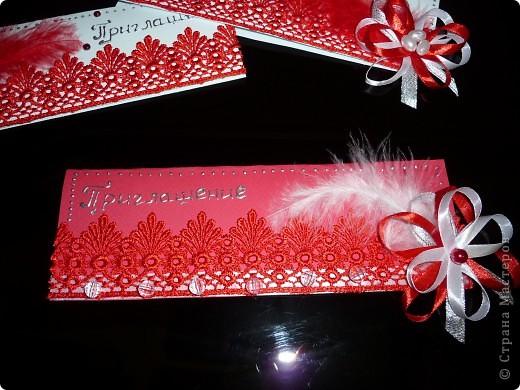 Приглашения на мою свадьбу!!!!!Ура)))) фото 4