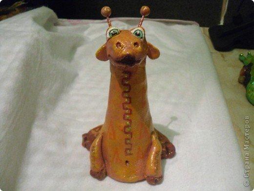 Жирафик из Африки фото 1