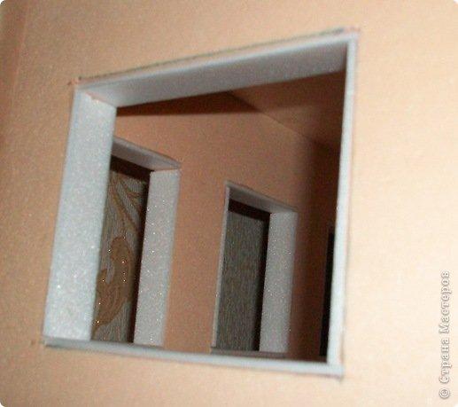 Вот такой небольшой домик сделали  для детей детского сада. фото 17