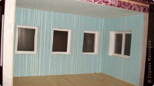 Вот такой небольшой домик сделали  для детей детского сада. фото 27