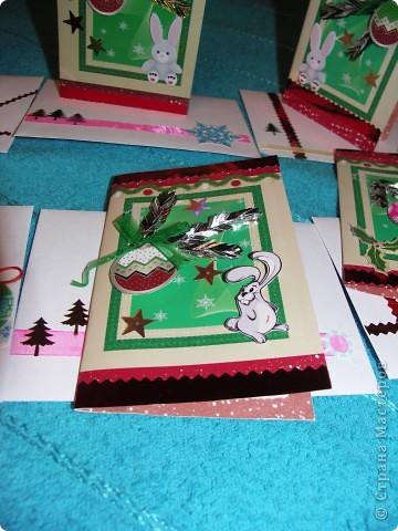открытки к Новому году фото 4