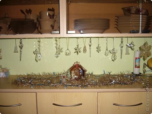 В этом году свою лесную красавицу нарядила исключительно новогодними игрушками из соломки. фото 14