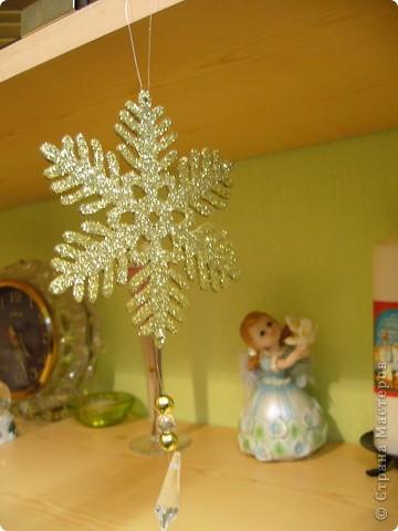 В этом году свою лесную красавицу нарядила исключительно новогодними игрушками из соломки. фото 21