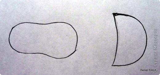 """Методом """"научного тыка"""", выбрала для своих Тильд такие тапочки, может быть кому-нибудь пригодиться. Делюсь опытом. фото 5"""