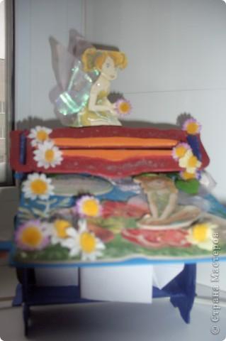 Моя внучка, мечтая о подарках ко дню рождния, не знала каким образом отправить письмо-мечту Фее-волшебнице. фото 3