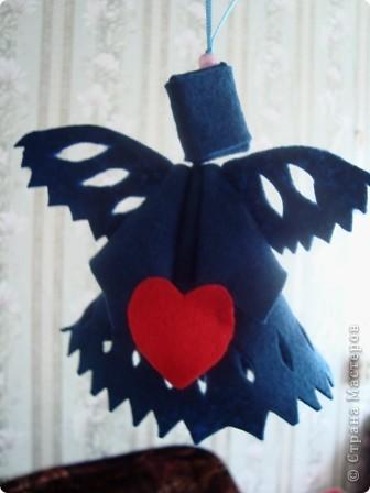 Ангелы приносящие сердца фото 2