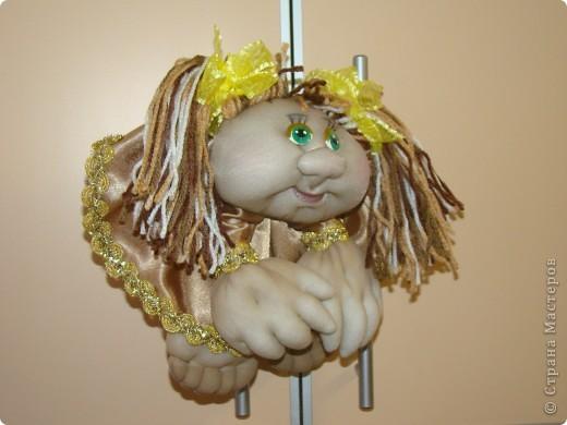 Страна Мастеров с невероятной периодичностью пополняется куклами на удачу! фото 2