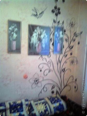 Примерные рисунки, которые будут красоваться на новых обоях)))) фото 1