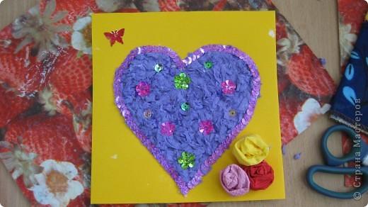 Вот такие Валентинки сделали мои коллеги, педагоги по ИЗО. фото 8