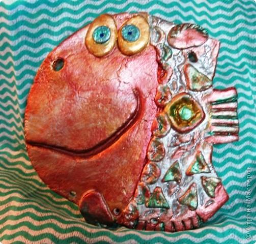 Рыбка блеск!!!!