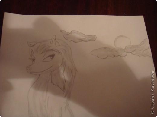 Это мои рисунки. Хотя рисовала не сама ,а перерисововала, но вышло очень даже нечего. фото 2