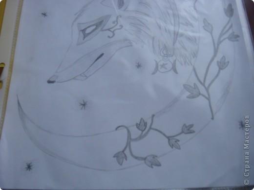 Это мои рисунки. Хотя рисовала не сама ,а перерисововала, но вышло очень даже нечего. фото 6