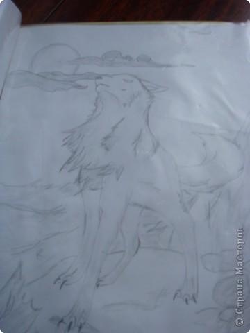 Это мои рисунки. Хотя рисовала не сама ,а перерисововала, но вышло очень даже нечего. фото 7