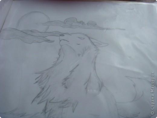 Это мои рисунки. Хотя рисовала не сама ,а перерисововала, но вышло очень даже нечего. фото 8