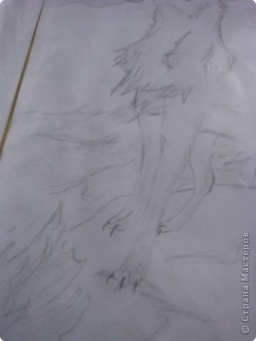 Это мои рисунки. Хотя рисовала не сама ,а перерисововала, но вышло очень даже нечего. фото 9