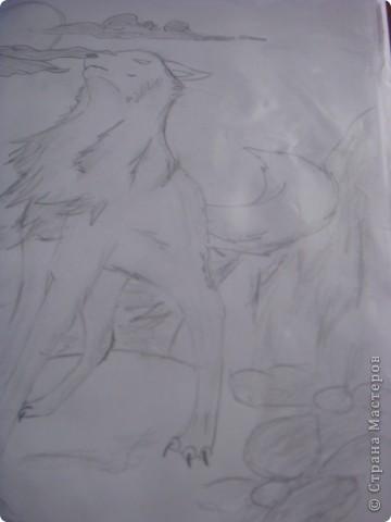 Это мои рисунки. Хотя рисовала не сама ,а перерисововала, но вышло очень даже нечего. фото 10