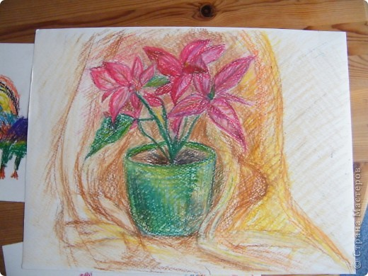 Воскресное утро обернулось тремя рисунками фото 4