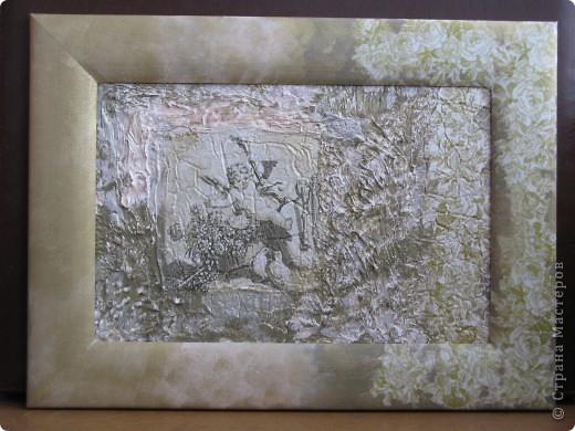 Художественный декупаж: рисовая бумага, акриловые краски, лак фото 2
