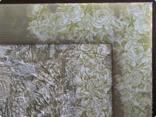 Художественный декупаж: рисовая бумага, акриловые краски, лак фото 4