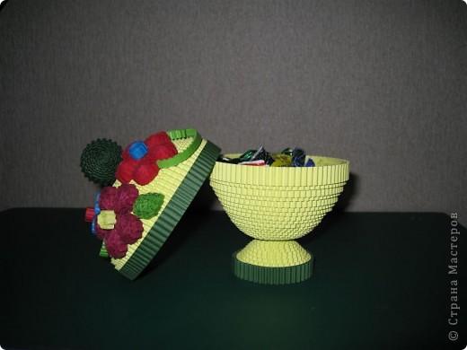 Эти цветочки  и ракета были выполнены по МК Ларисочке http://stranamasterov.ru/user/4056, за что ей большое спасибо. Цветочки крутила дочка (5 лет) , поэтому мы лепестки сделали из целой полоски, чтобы ей было попроще. Сборка была выполнена мной.  фото 5