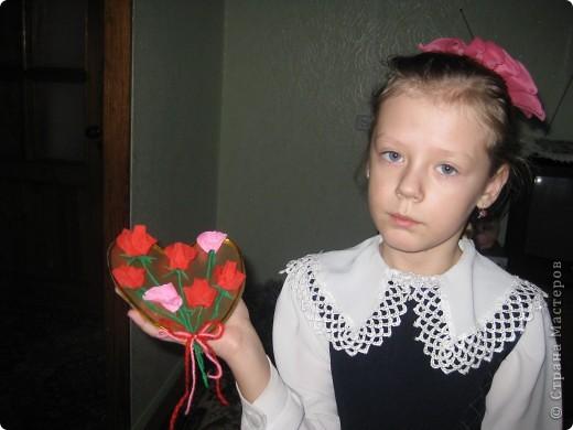 такие розочки из гофрированной бумаги учила делать в прошлом году Т,Н,Проснякова http://stranamasterov.ru/node/48996  фото 2