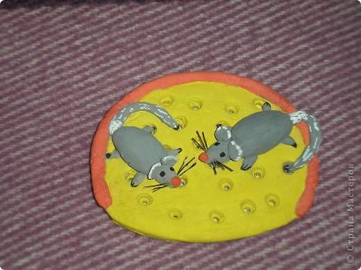 Мышки любят кушать сыр-р-р-р-р !!! фото 1