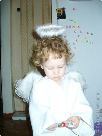 Вот такой у нас ангел фото 1