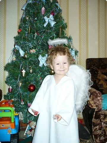 Вот такой у нас ангел фото 2