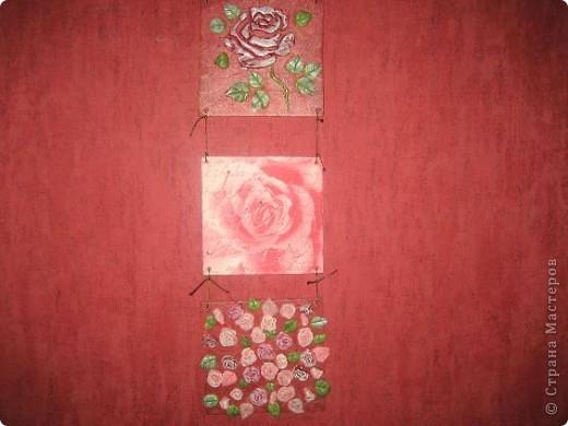 Панно состоит из 3 фрагментов фото 1