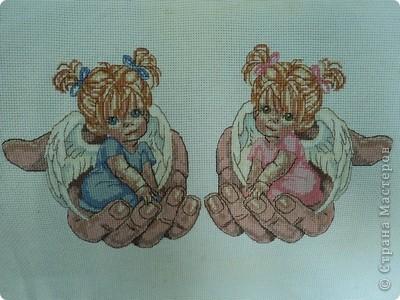 Ангелочки-близнецы