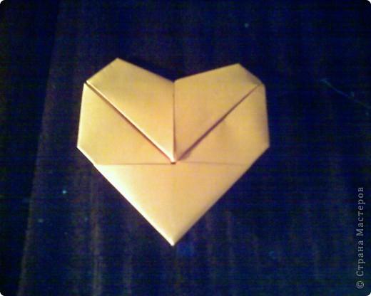 Вот какое сердечко можно сделать к 14 февраля! фото 1