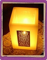 """Уважаемые посетители """"Страны мастеров""""! Хочется поделится с вами красотой которую производят марокканские ремесленники. Фотосфоры- это подсвечники в которые встраиваются металлические украшения или подсвечники, которые расписывают  хной. Смотрится просто здорово! Надеюсь они и вам понравились. фото 5"""