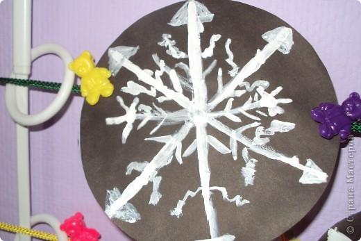 снежинки фото 7