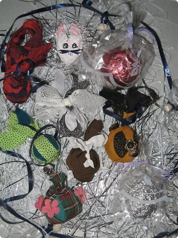 Новогодние игрушки своими руками фото 9