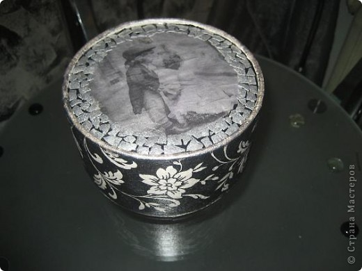 Коробка из-под Рафаэлло. фото 1