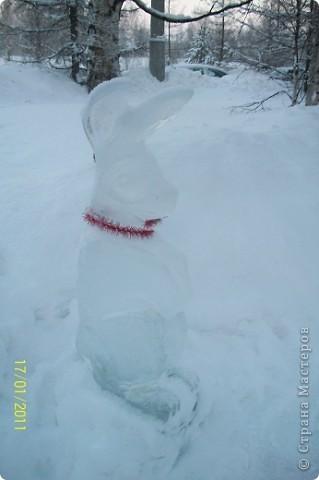 Ледяные скульптуры фото 2