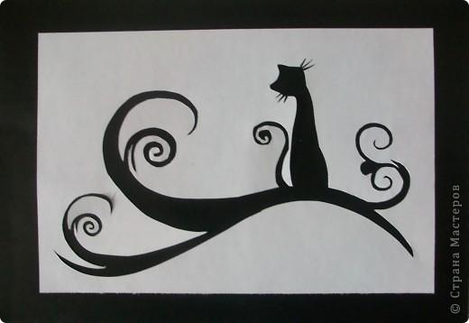 Кошка и котенок. фото 2