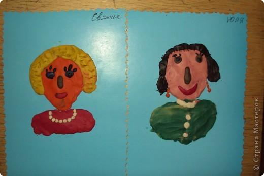 портрет мамы фото 2
