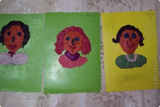 портрет мамы фото 3