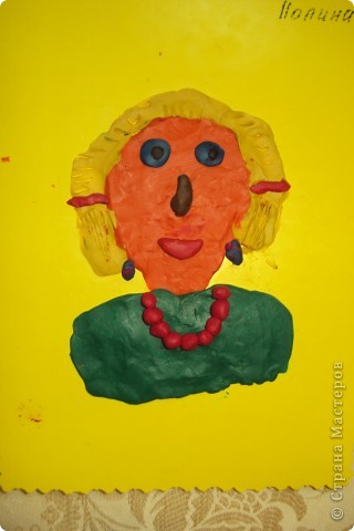 портрет мамы фото 1