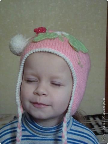 шапуля для дочули фото 2